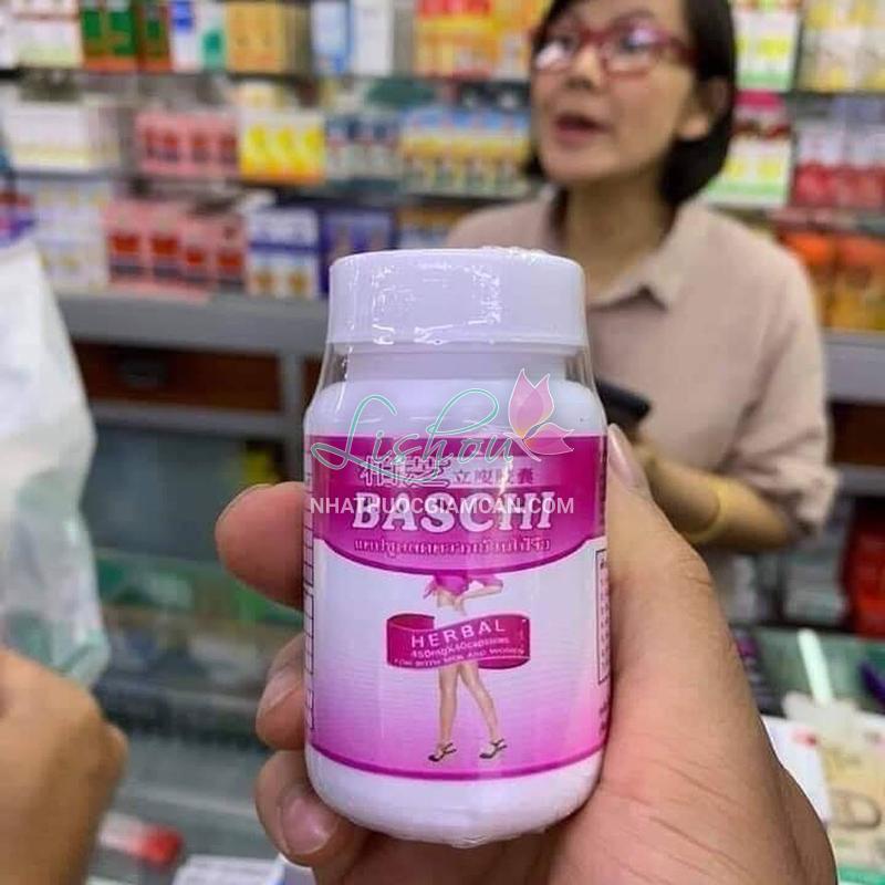 Có nên uống thuốc giảm cân Baschi không